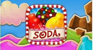 solution Candy Crush Soda niveau 107