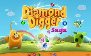 solution diamond digger saga niveau 89