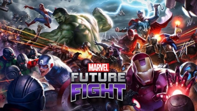 MARVEL Future Fight astuce cover