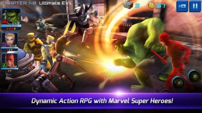 MARVEL Future Fight truc et triche