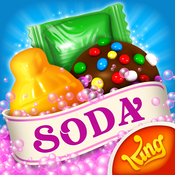 solution Candy Crush Soda niveau 52