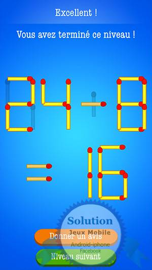 allumettes-niveau-85