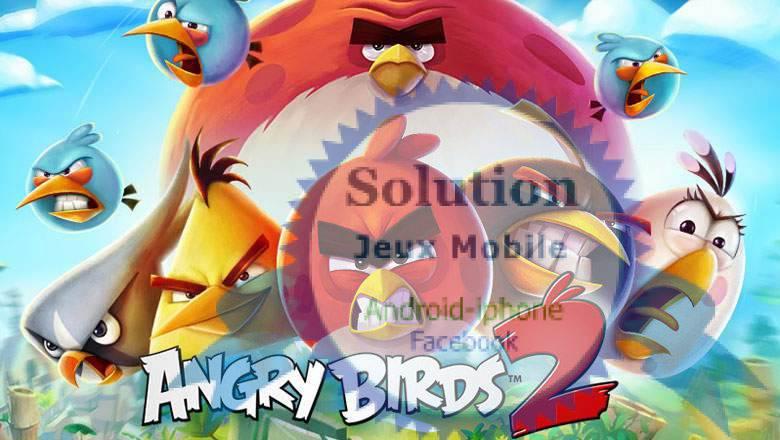 Angry Birds 2 astuce