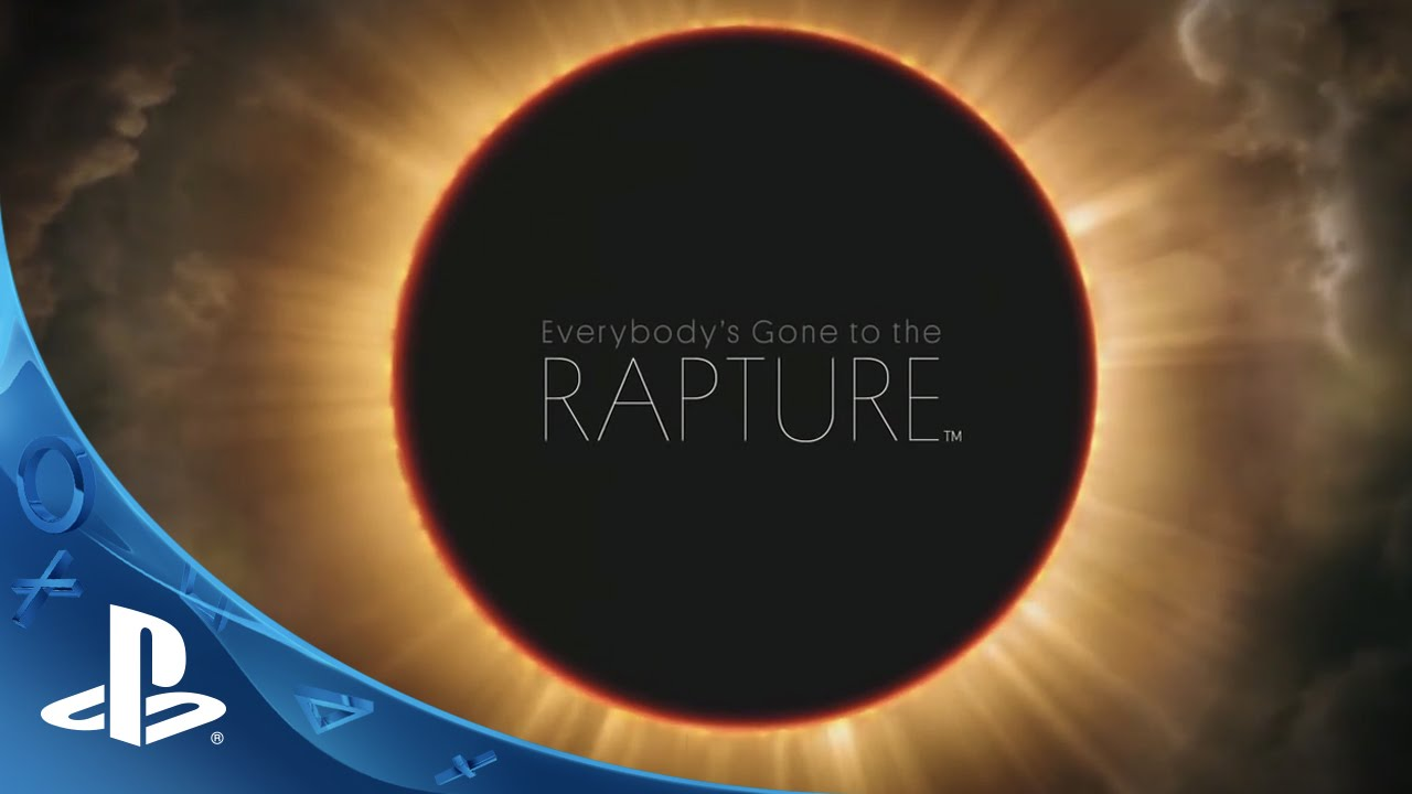 soluce Everybody's Gone to the Rapture