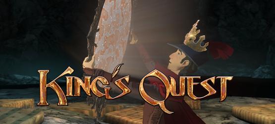 soluce king's quest chapitre 1 - PS4 XBOX PC