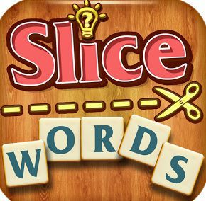 solution Slice Words niveau 31 à 45