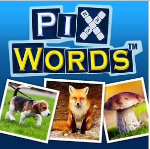Solution PixWords par Lettres et niveau