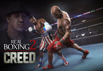 Real Boxing 2 CREED astuce et truc