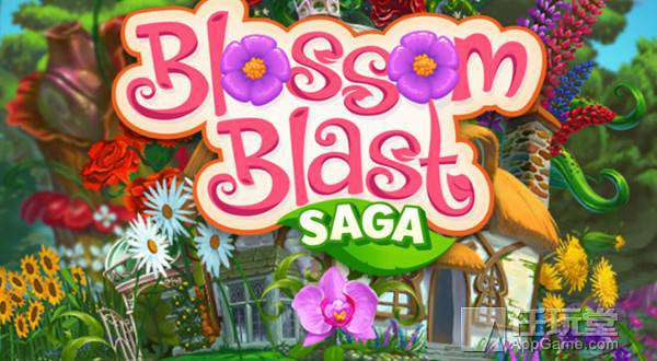 solution Blossom Blast Saga niveau 1 - 2 - 3 - 4 - 5