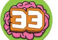 33 énigmes solution et réponse