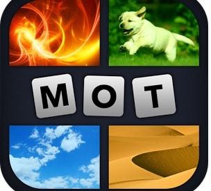 4 IMAGES 1 MOT : AVOCAT - NOIX DE COCO - FROMAGE - MELONS