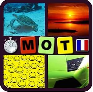 4 images 1 mot vitesse niveau 26 à 50 solutions et réponse