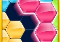 solution block hexa puzzle Rainbow A