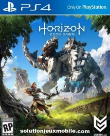 SOLUCE HORIZON ZERO DAWN