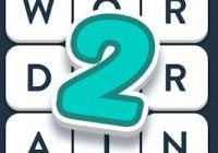 solution Wordbrain 2 Professeur et Réponse