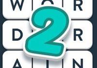 solution Wordbrain 2 Talent et Réponse