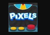 Solution pixels challenge niveaux 2-1 à 2-10