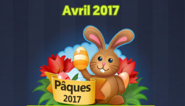 énigme journalière 4 IMAGES 1 MOT PÂQUES AVRIL 2017