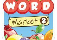 Solution marché des mots 2 niveau 40