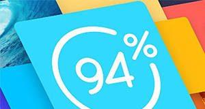 solution 94% Niveau 264