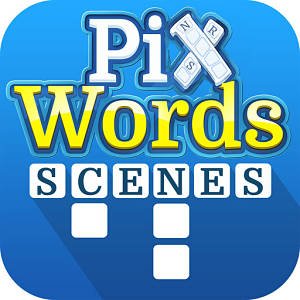 solution PixWords Scenes niveau 117