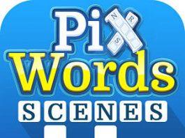 solution PixWords Scenes niveau 140