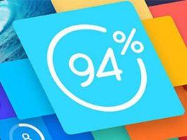 solution 94% Niveau 296
