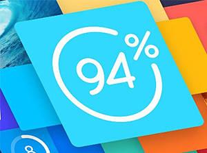 solution 94% Niveau 313