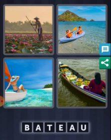 4 Images 1 Mot Énigme Journalière bonus indonésie jour 3