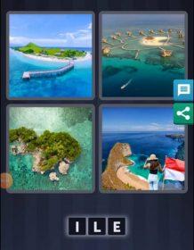 4 Images 1 Mot Énigme Journalière indonésie 3 Février 2020