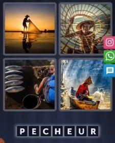 4 Images 1 Mot Énigme Journalière indonésie 13 Février 2020