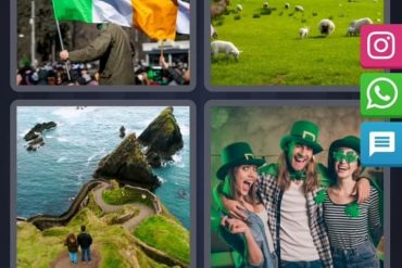 4 Images 1 Mot Énigme Journalière Irlande 1 Mars 2020