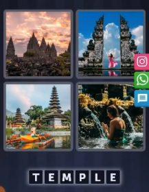 4 Images 1 Mot Énigme Journalière bonus indonésie jour 9