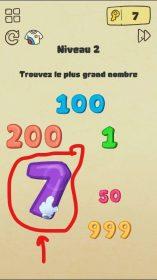 niveau 2 min