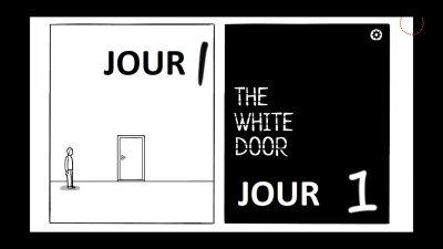 the white door jour 1 solution