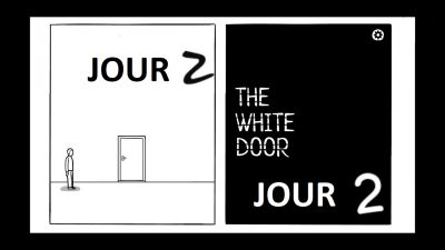 the white door jour 2 - day 2 solution