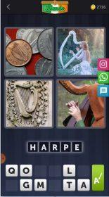 4 Images 1 Mot Énigme Journalière Irlande 9 Mars 2020
