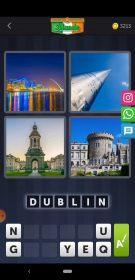 4 Images 1 Mot Énigme Journalière bonus Irlande 20 Mars 2020