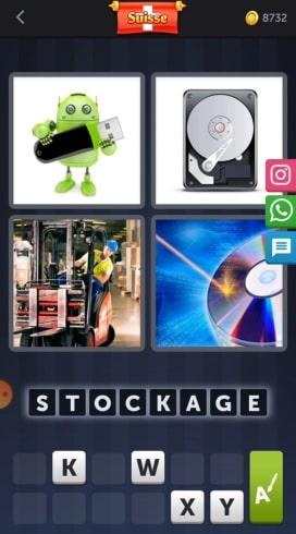 4 Images 1 Mot Énigme Journalière bonus suisse 12 juin 2020