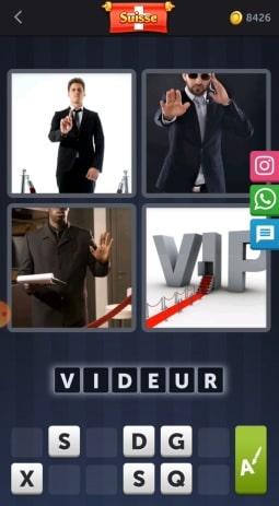 4 Images 1 Mot Énigme Journalière bonus suisse 4 juin 2020