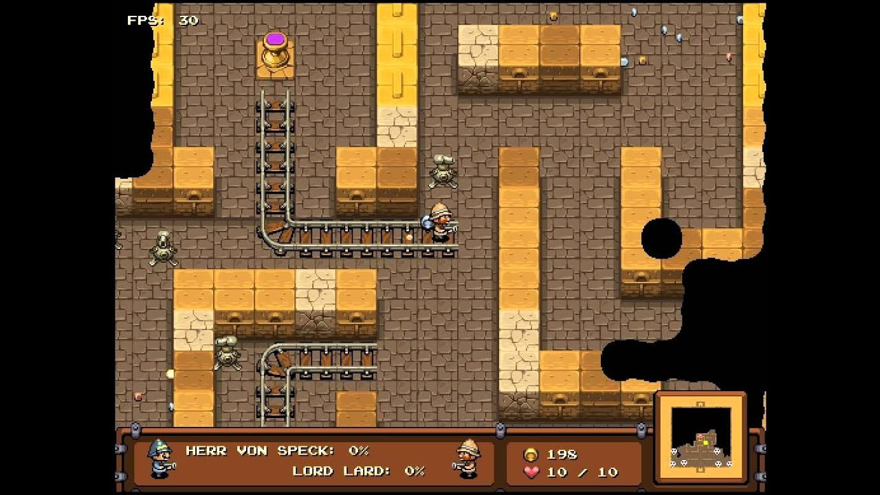 jeu Catacomb Snatch