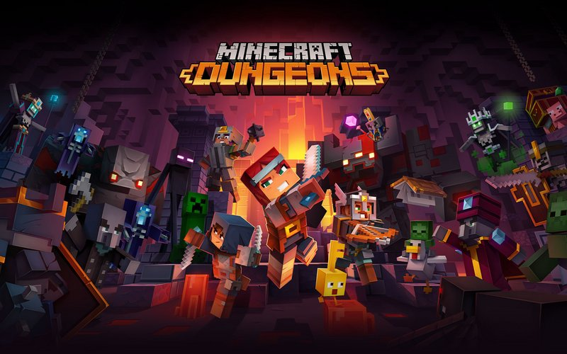 minecraft dungeons mission secret