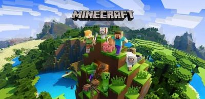 Minecraft android et iphone-min