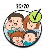 La Famille McMéninge niveau 1 à 20