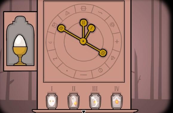 Samsara Room solution photo 8 horloge