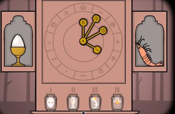 Samsara Room solution photo 9 horloge