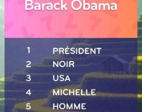top 7 niveau 205 Barack Obama ?