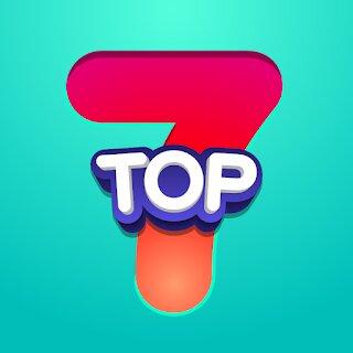 solution top 7 niveau 268